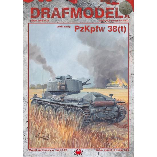 Pz. Kpfw. 38(t) Ausf. B