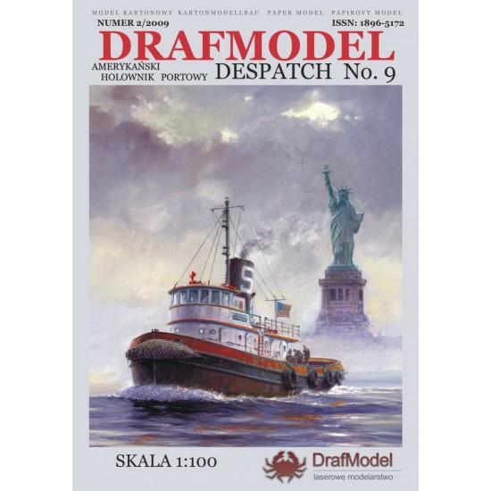 Amerykański holownik Despath No.9