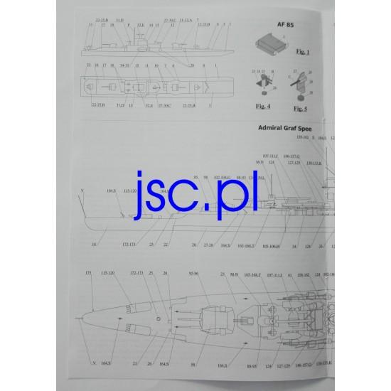 ADMIRAL GRAF SPEE (JSC 035)