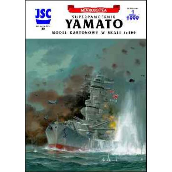 Japoński superpancernik YAMATO (JSC 049)