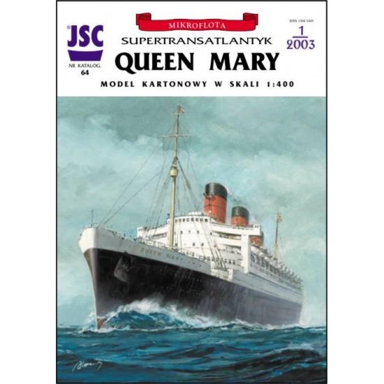 QUEEN MARY (JSC 064)