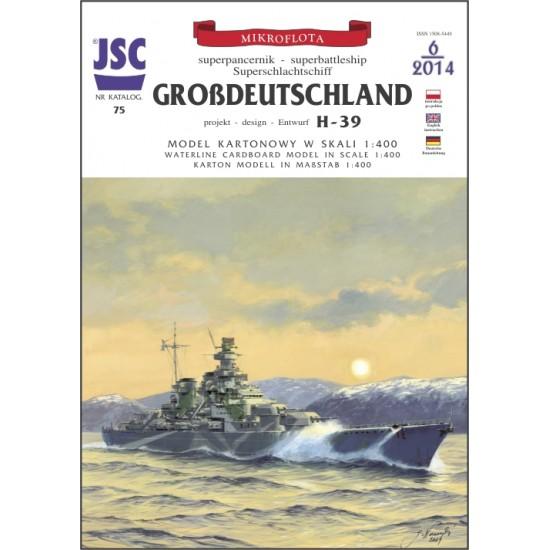 GROSSDEUTSCHLAND (JSC 075)