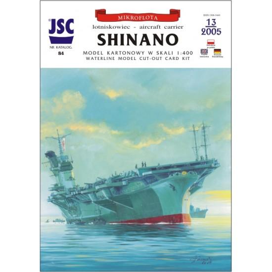Japoński lotniskowiec SHINANO (JSC 084)