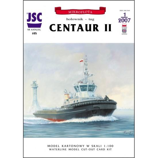 Polski holownik CENTAUR II (JSC 105)