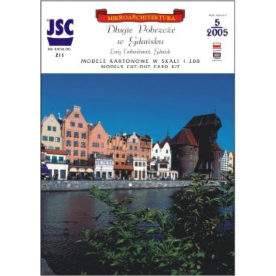 Gdańsk: Długie Pobrzeże (JSC 211)