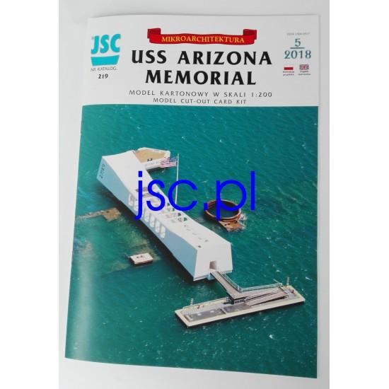 USS Arizona Memorial (JSC 219)