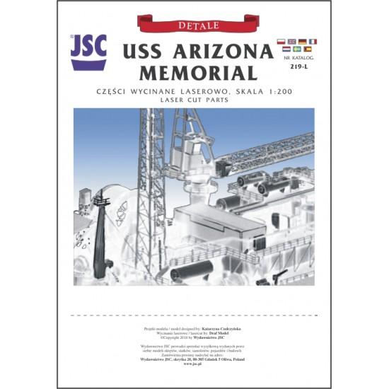 USS Arizona Memorial (JSC 219L)