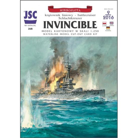 Krążownik liniowy INVINCIBLE
