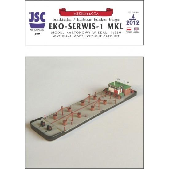 Polska bunkierka EKO-SERWIS-1 MKL (JSC 299)