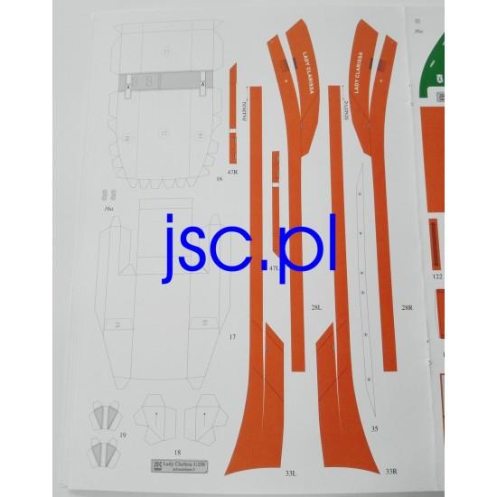 LADY CLARISSA (JSC 300)
