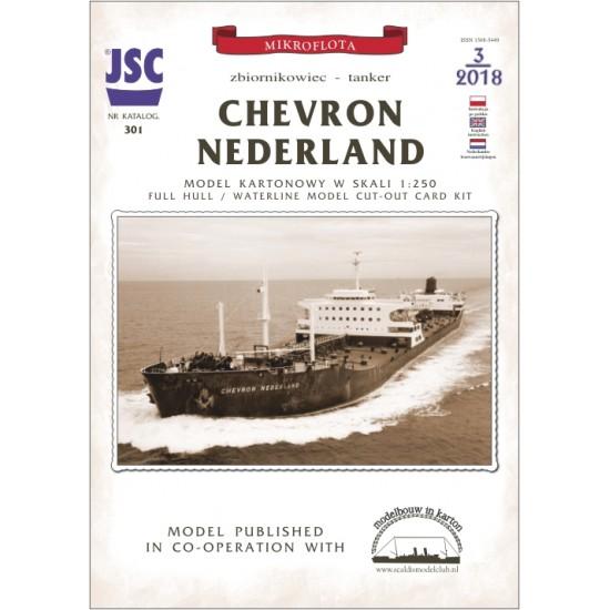 CHEVRON NEDERLAND (JSC 301)