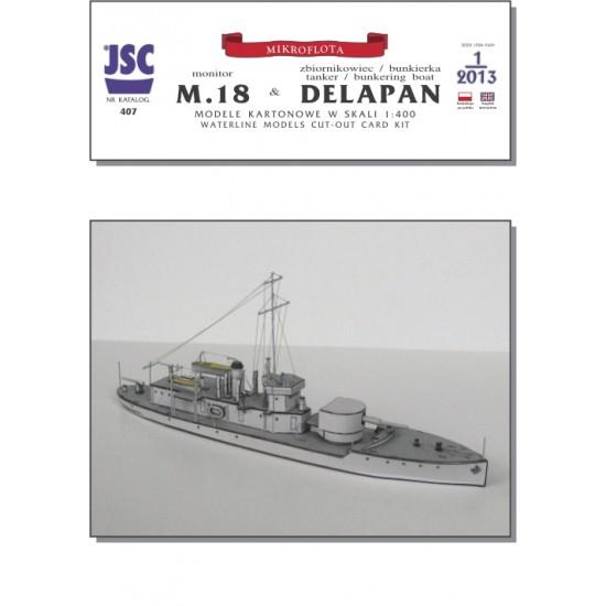 M.18 & DELAPAN (JSC 407)