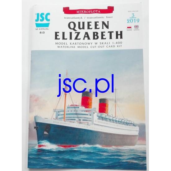 QUEEN ELIZABETH (JSC 413)