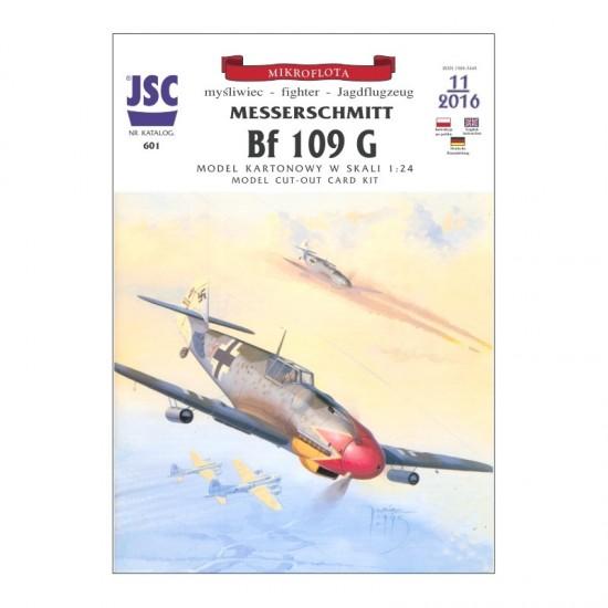 Messerschmitt Bf 109G (JSC 601)