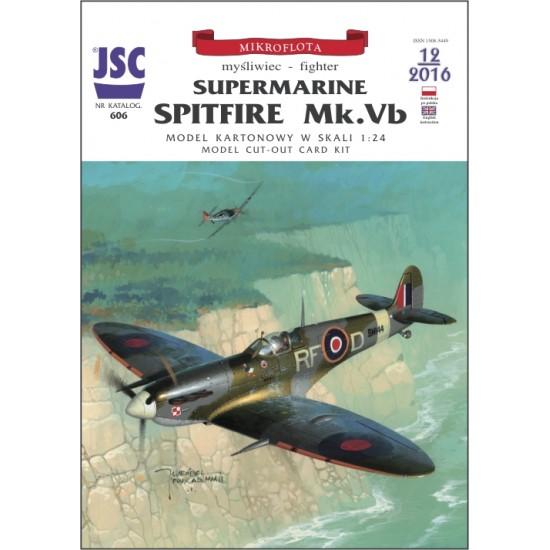 Supermarine Spitfire Mk. Vb (JSC 606)