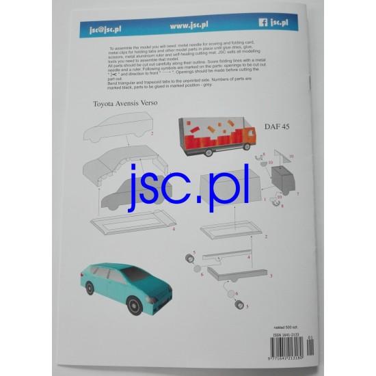 Samochody (JSC 804)