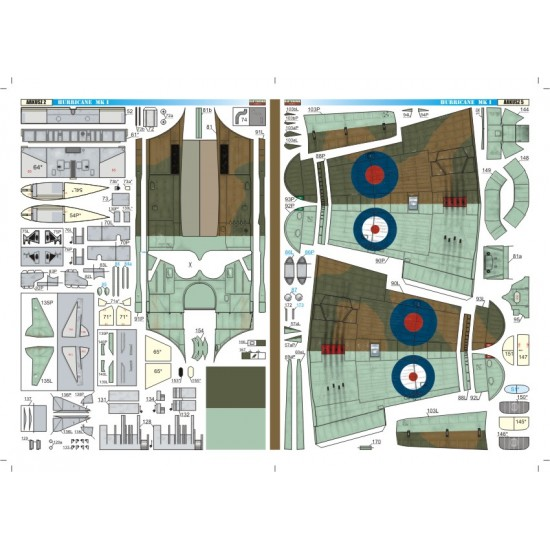 "Hawker Hurricane Mk I ""Dywizjon 303"""
