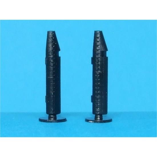 Lufy karabinów typ 97 kal. 7,7mm  - karabiny żywiczne