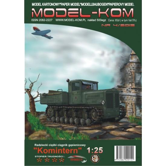 Komintern (Model-Kom nr 4/2015)