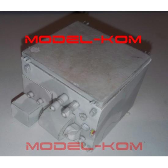 SS-27 Topol M (Model-Kom 1/2019)