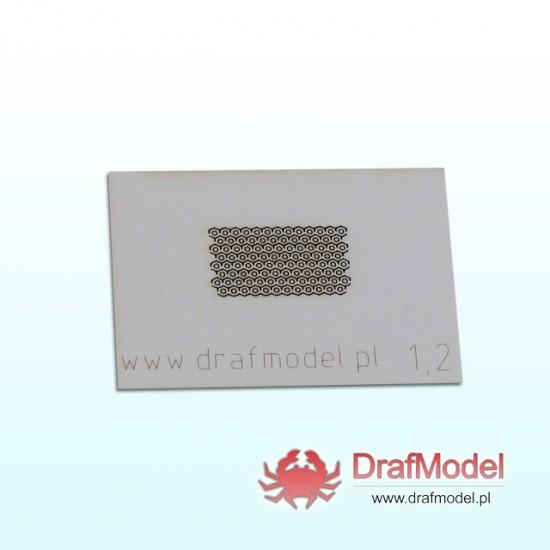 Nakrętki 1,2 mm