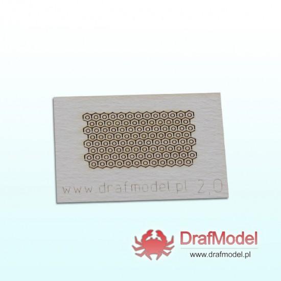 Nakrętki 2,0 mm