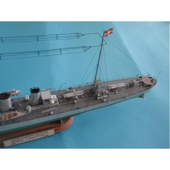 SMS Tatra (Card Fleet nr 6)