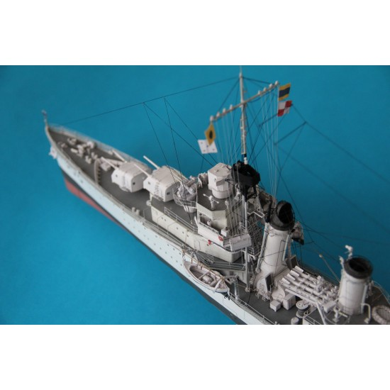 "USS Porter"" DD-356 (Card Fleet nr 8)"