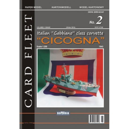 CICOGNA (Card Fleet nr 2)