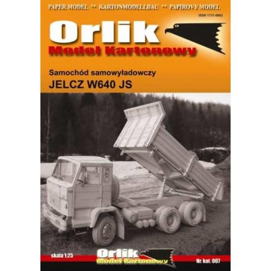 JELCZ W640 JS (ORLIK nr 007)