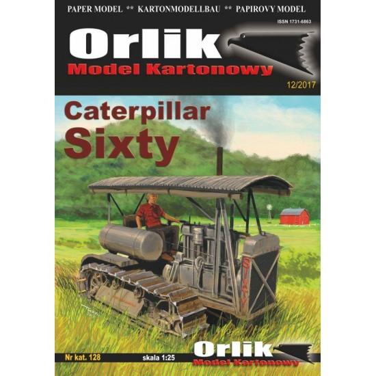 Caterpillar Sixty (ORLIK nr 128)