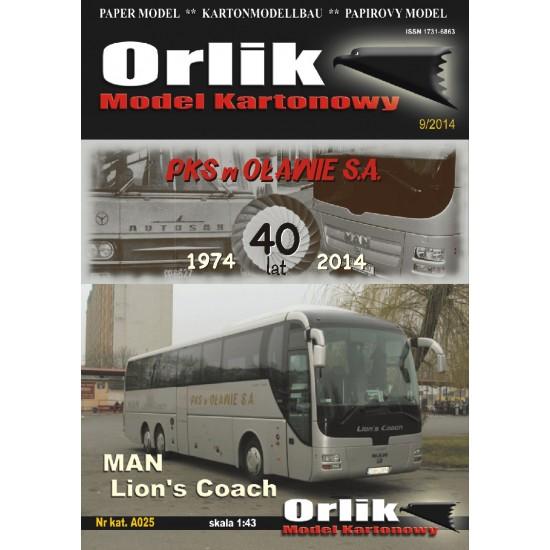 MAN Lions Coach (Orlik A025)