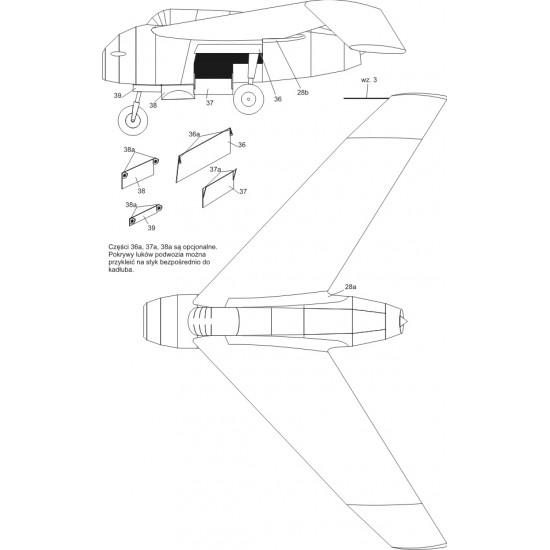 Heinkel P.1078C (WAK 11/2019)