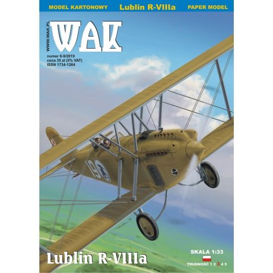 Lublin R-VIIIa (WAK 8-9/2019)