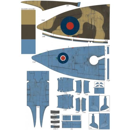 Spitfire HF Mk. VIII (WAK 3/2020)