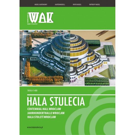Hala Stulecia we Wrocławiu (WAK Extra 1/2015)