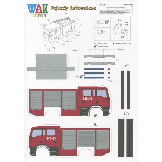 Pojazdy ratownicze (WAK Extra 3-4/2013)
