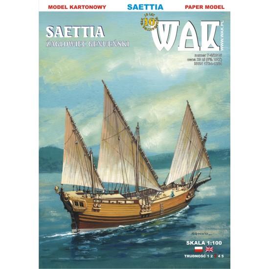 Saettia (WAK 7/2015)