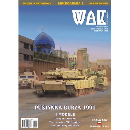 Pustynna Burza 1991 (WAK 2/2017)