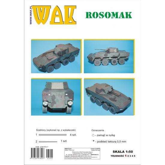 Rosomak (WAK Extra 2-3/2013)