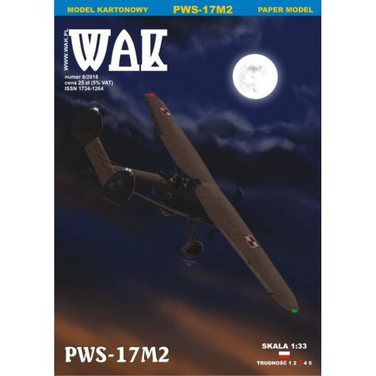PWS-17M2 (WAK 8/2018)