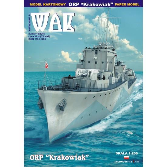 ORP Krakowiak (WAK 10/2018)