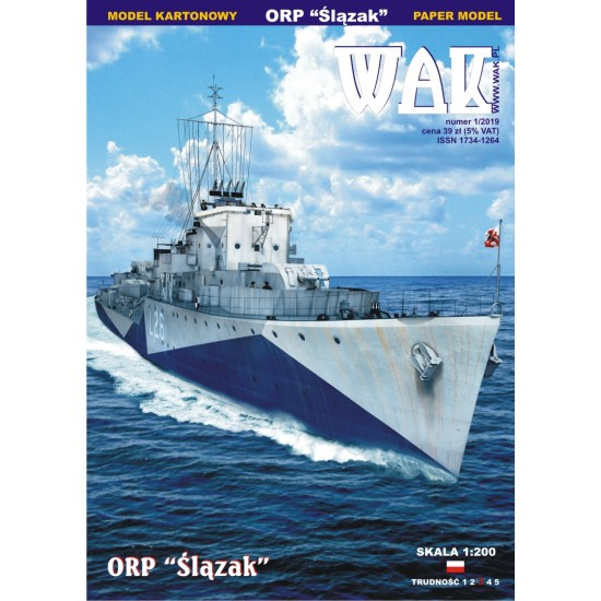 ORP Ślązak (WAK 1/2019)